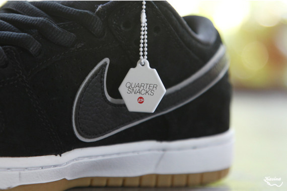 Nike SB Dunk Low Quartersnacks