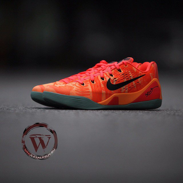 Wholesale Cheap Nike Kobe 9 EM Peach Cream Online