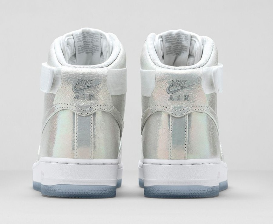 WMNS Air Force 1 Iridescent Pearl Collection