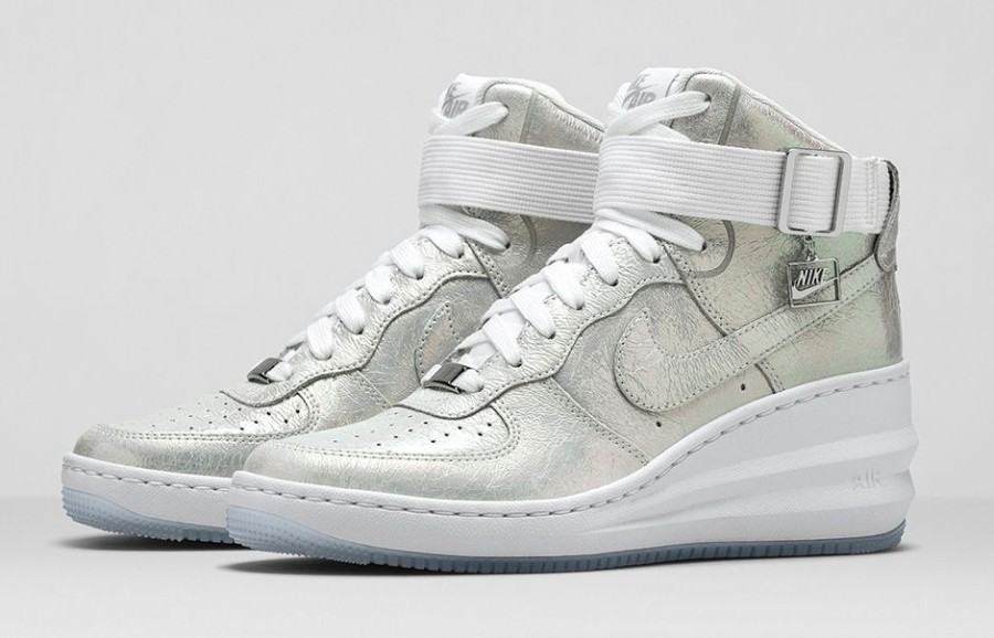 Wholesale WMNS Air Force 1 Iridescent Pearl Collection
