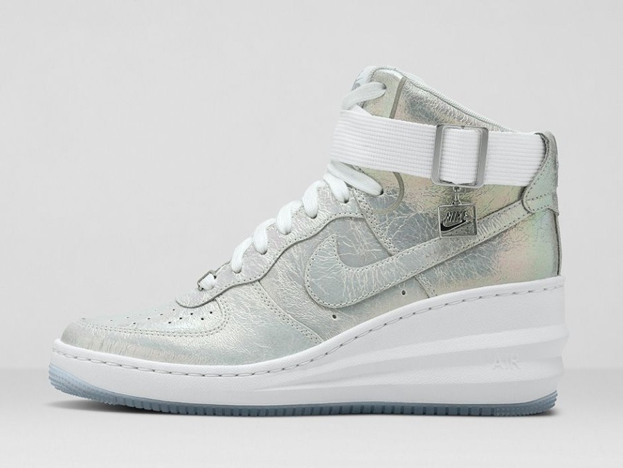 WMNS Air Force 1 Iridescent Pearl Collection Outlet