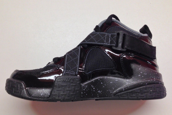 Wholesale Nike Air Raid GS – Black – Dark Grey