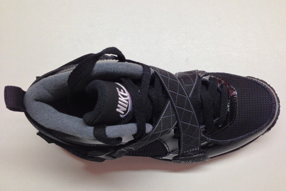 Wholesale Nike Air Raid GS – Black – Dark Grey Outlet