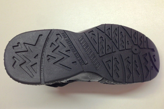 Wholesale Cheap Nike Air Raid GS – Black – Dark Grey Outlet