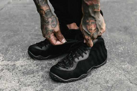 Wholesale Cheap Nike Air Foamposite One Triple Black Store