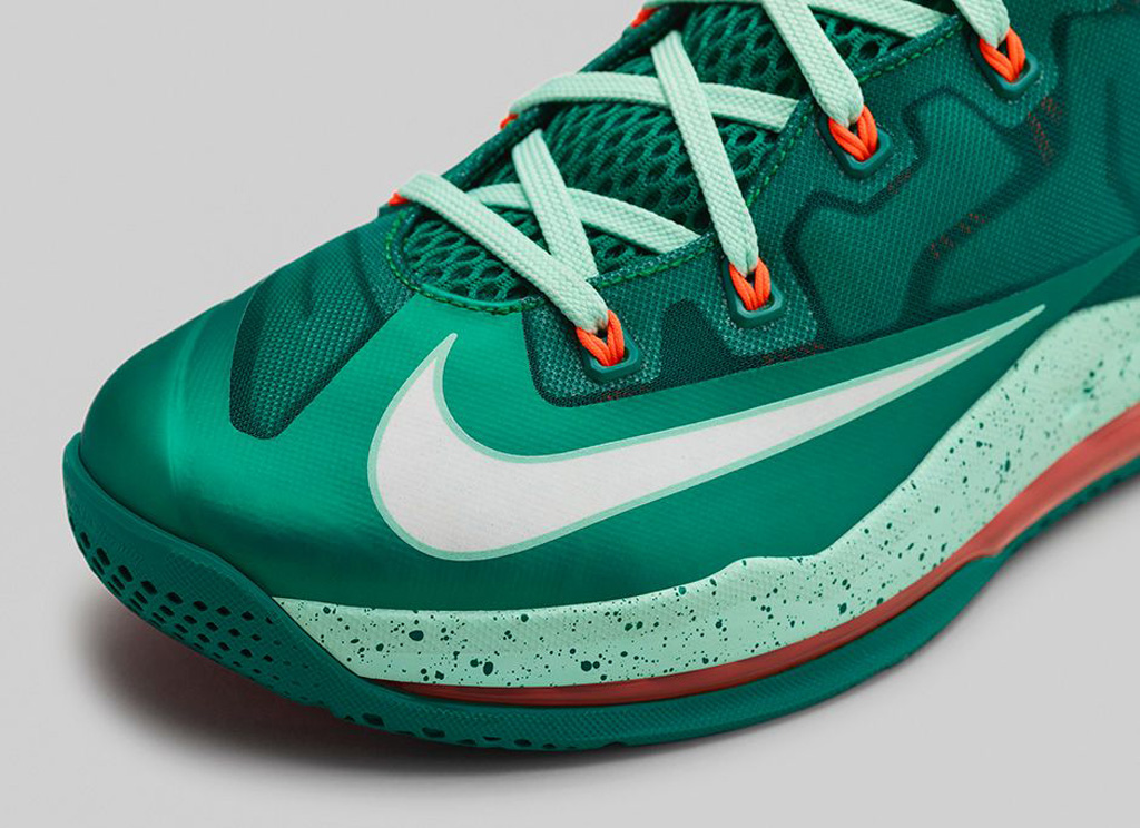 Cheap Nike LeBron 11 Low Biscayne For Wholesale