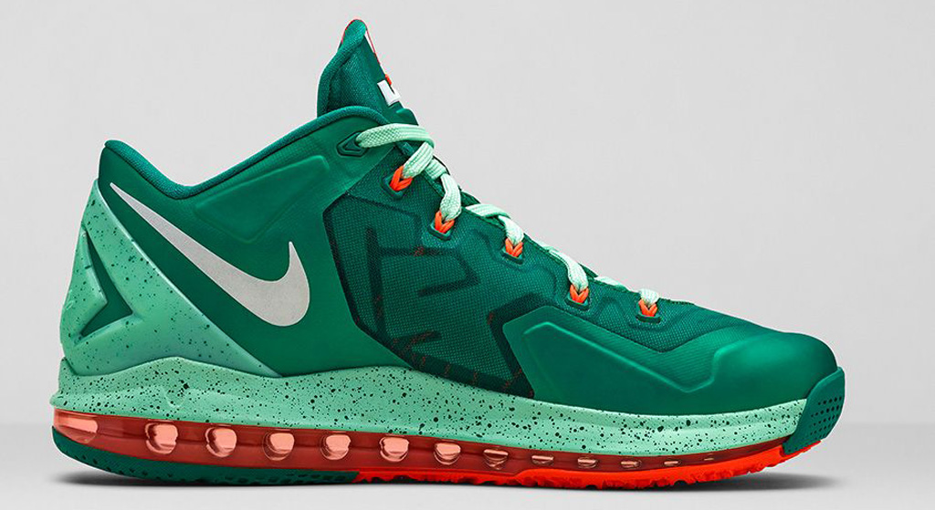 Cheap Nike LeBron 11 Low Biscayne From China