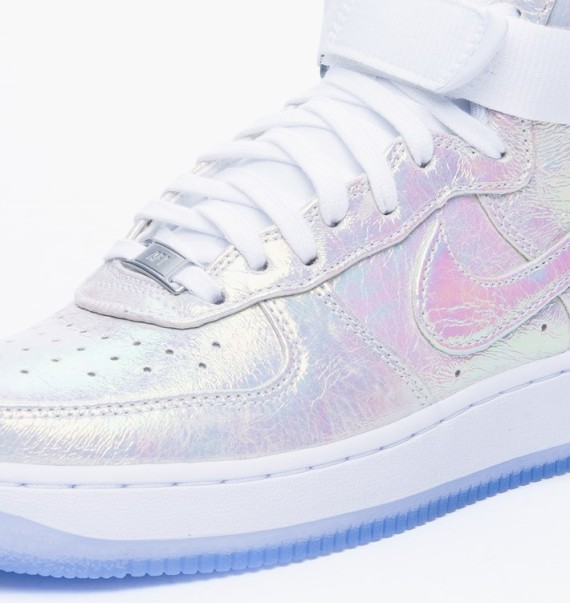 Cheap Nike Women's Air Force 1 Iridescent Pearl For Wholesale