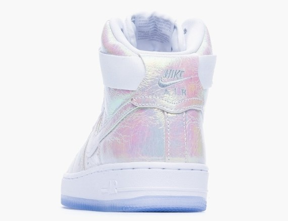 Nike Women's Air Force 1 Iridescent Pearl For Wholesale