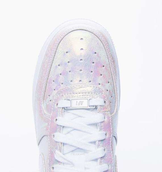 Nike Women's Air Force 1 Iridescent Pearl For Sale