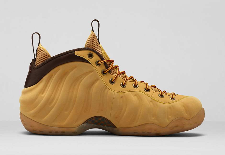 Cheap Nike Air Foamposite One Wheat From China
