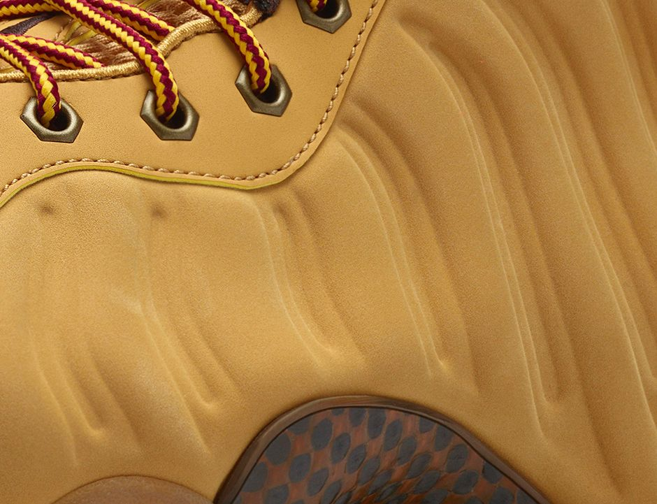 Wholesale Cheap Nike Air Foamposite One Wheat From China