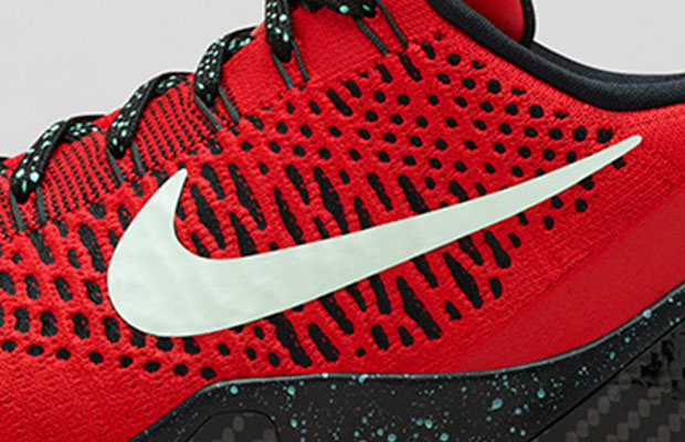 University Red Nike Kobe 9 Elite Low Outlet