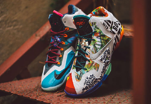 LeBron XI What The For Wholesale