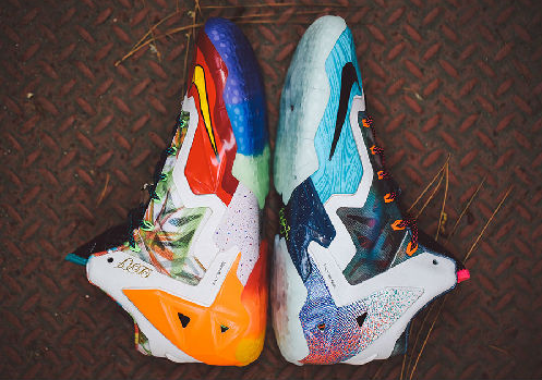 Wholesale Cheap LeBron XI What The