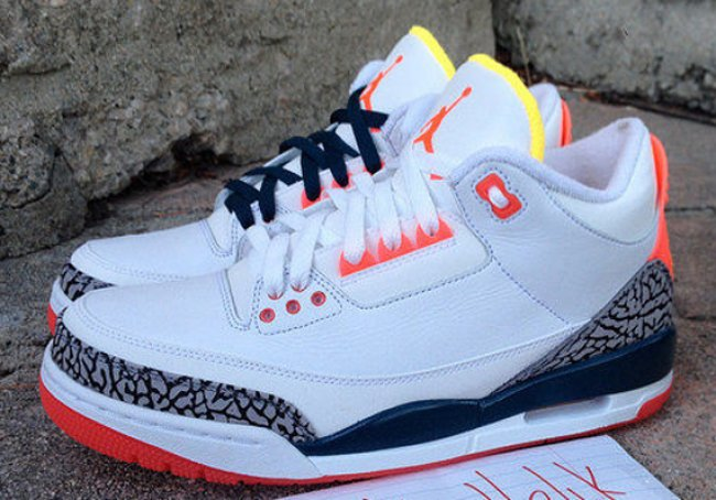 Cheap Air Jordan 3  Lottery