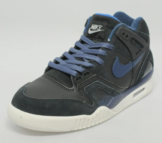 Cheap Nike Air Tech Challenge II – Midnight Navy – Ivory – Game Royal From China