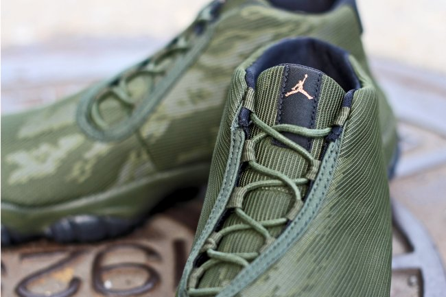 Cheap Air Jordan Future Tiger Army Green Outlet
