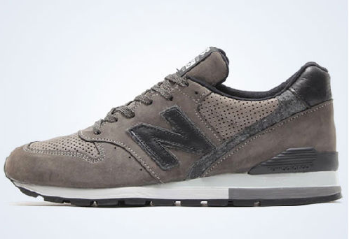 New Balance 996 Made in USA Dark Grey