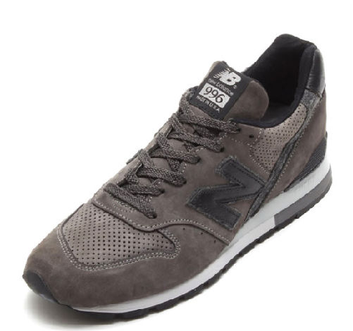 Cheap New Balance 996 Made in USA Dark Grey