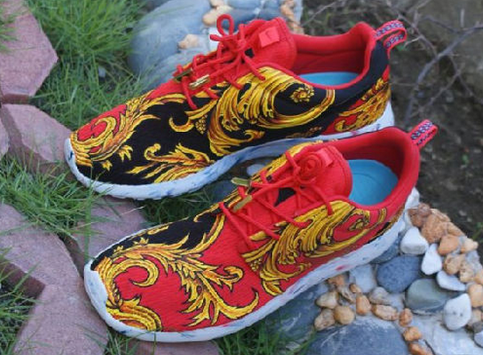 Wholesale  Nike Roshe Run Supreme Foamposite
