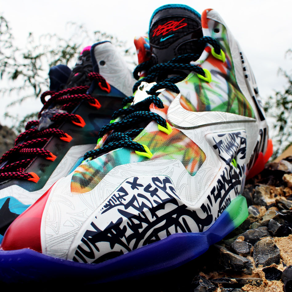 Cheap What The LeBron XI Outlet