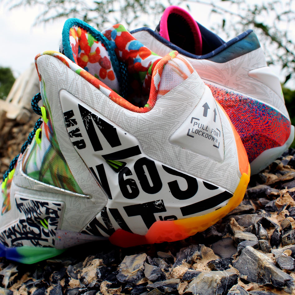 Cheap What The LeBron XI Outlet From China