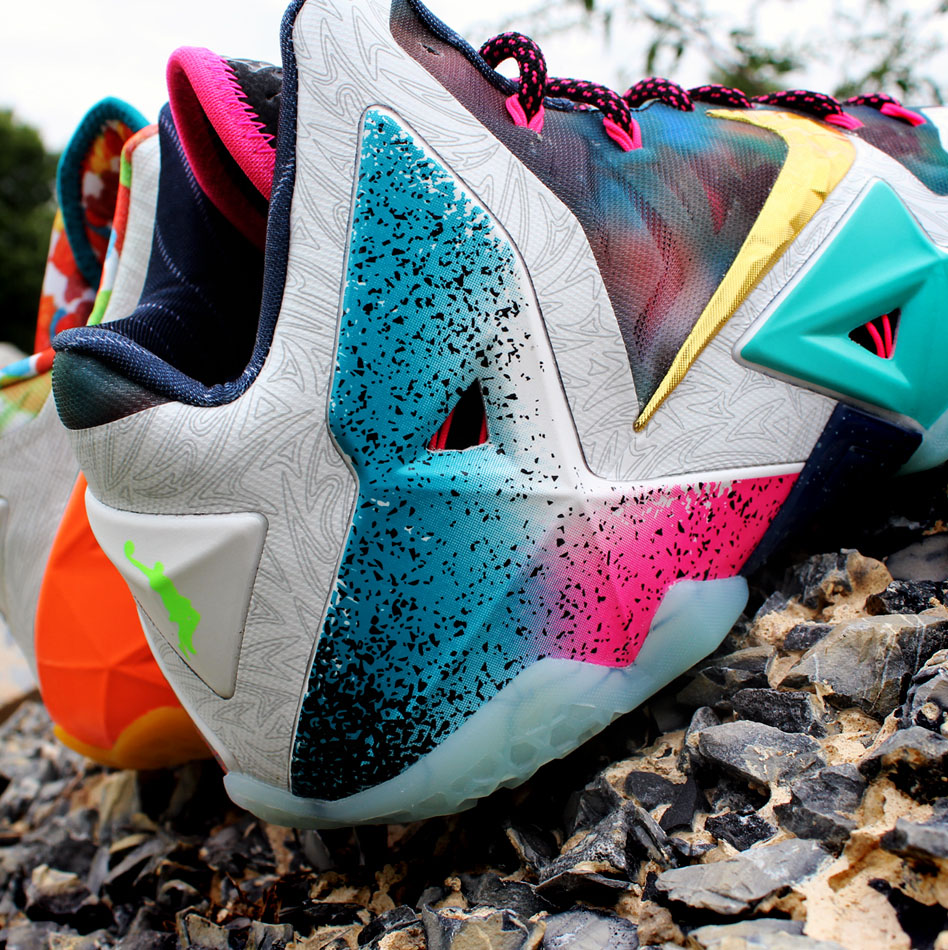 Wholesale Cheap What The LeBron XI Outlet From China