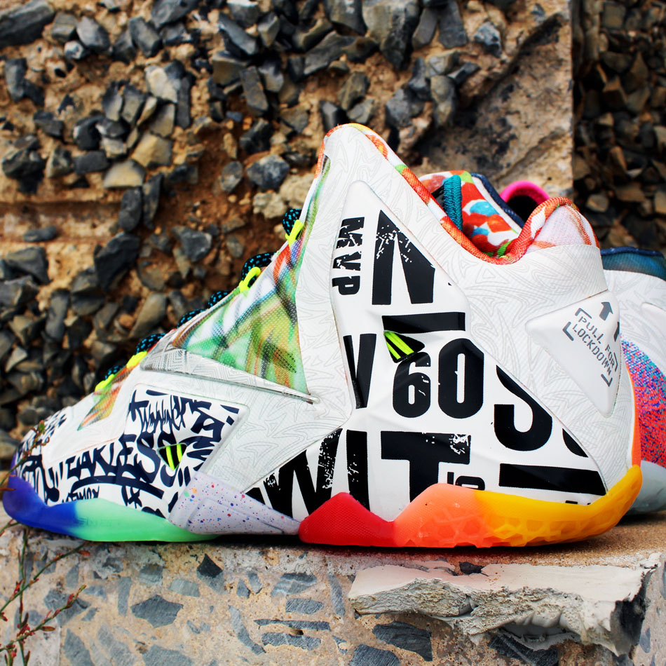 Wholesale  What The LeBron XI From China