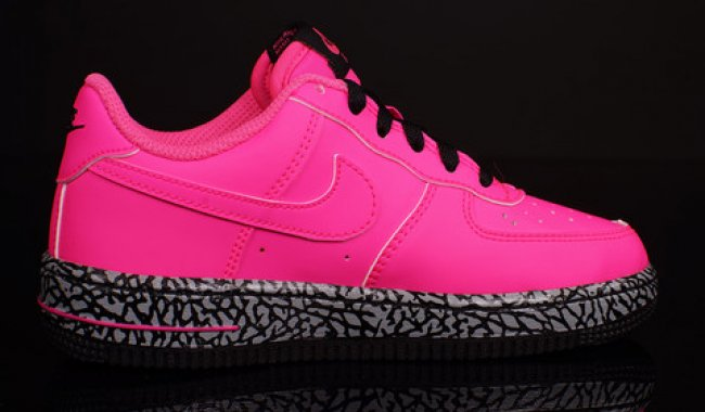Nike Air Force 1 GS Pink