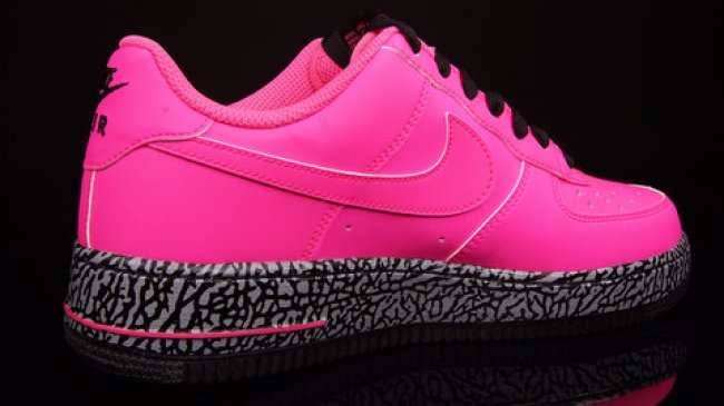Wholesale Nike Air Force 1 GS Pink