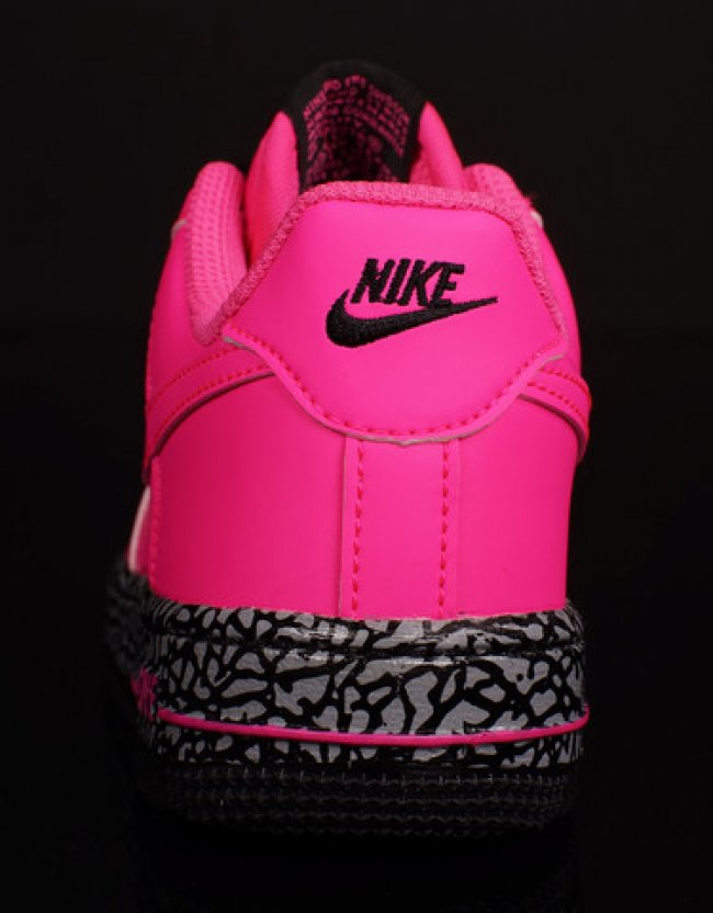 Wholesale Nike Air Force 1 GS Pink From China