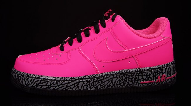 Cheap Nike Air Force 1 GS Pink From China