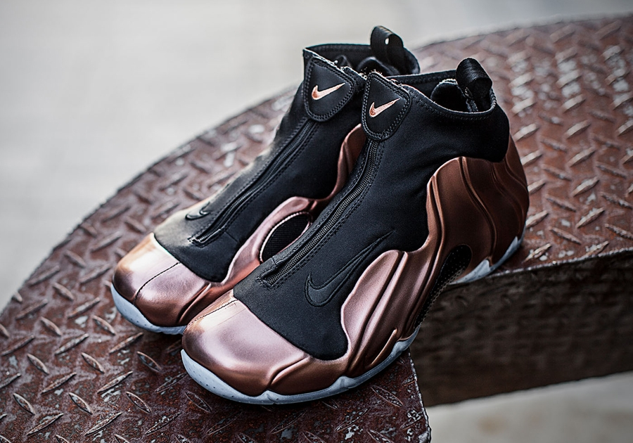 Nike Air Flightposite Premium Copper