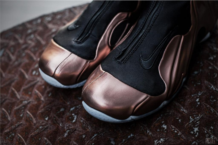 Cheap Nike Air Flightposite Premium Copper