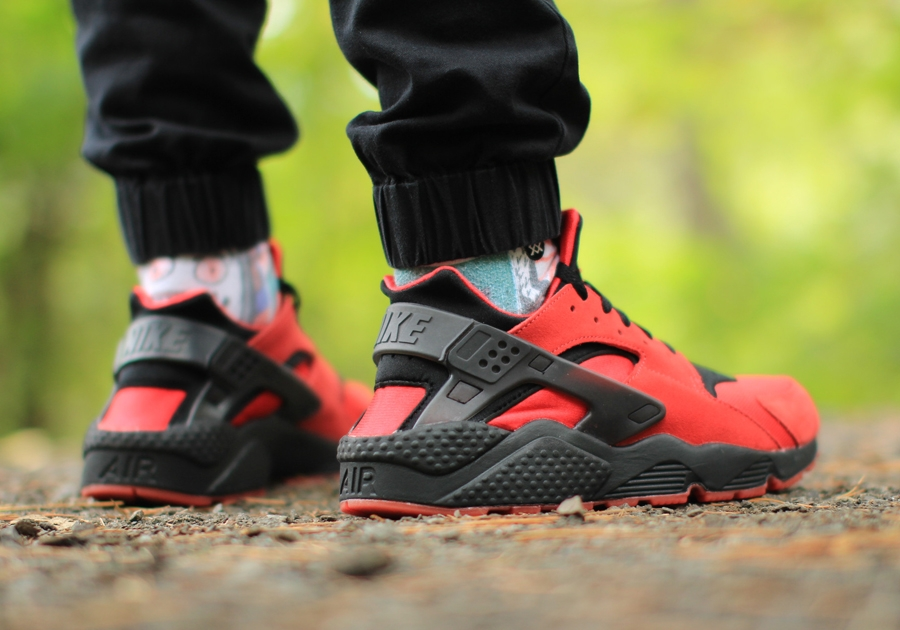 Nike Air Huarache Love  Hate