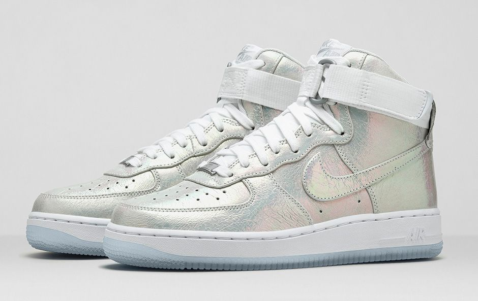 Wholesale Cheap WOMEN'S AIR FORCE 1 IRIDESCENT Outlet From China