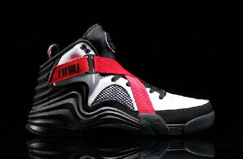 Nike Lunar Raid – Black – White – Gym Red