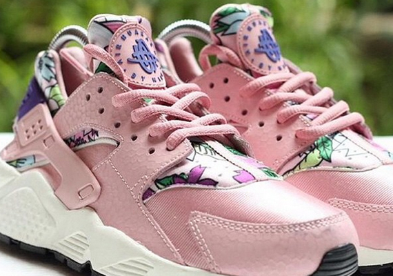 Nike Air Huarache Pink Outlet