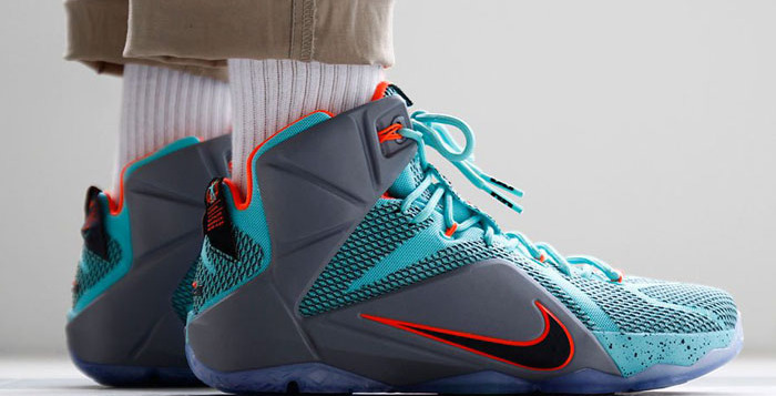 LeBron XII NSRL From China