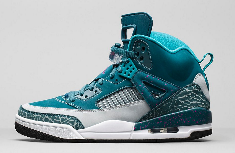 Jordan Spizike Space Blue From China
