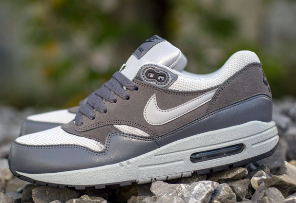 Nike Air Max 1 Essential Wolf GreyDark Grey