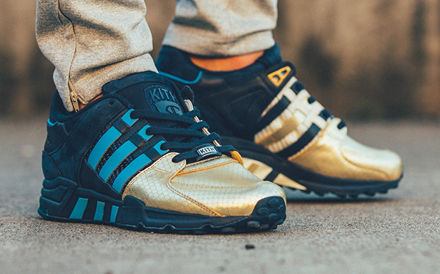 KITH x adidas EQT Support 93 Never Forget