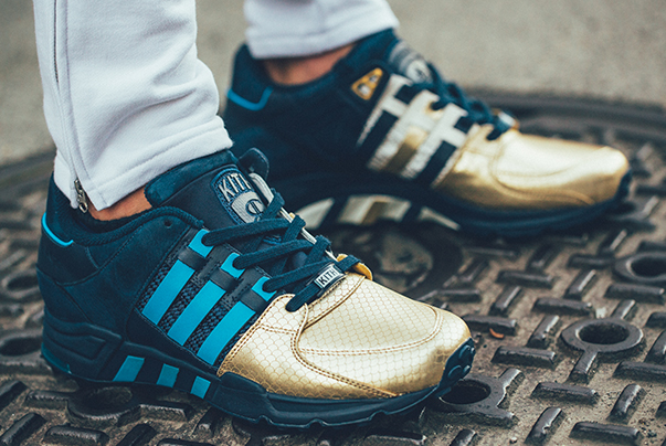 KITH x adidas EQT Support 93 Never Forget Outlet