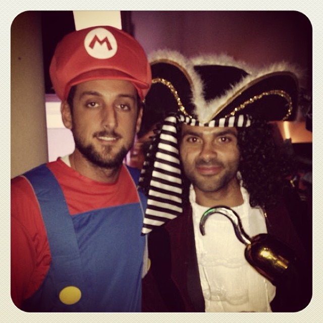 Mario version Belinelli