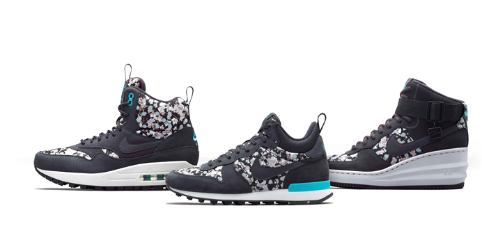 NIKE x LIBERTY HOLIDAY 2014