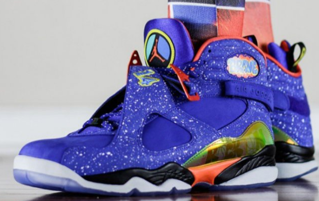 Air Jordan 8 Doernbecher