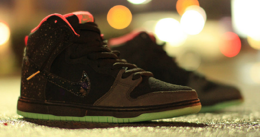Nike SB Dunk High Northern Lights