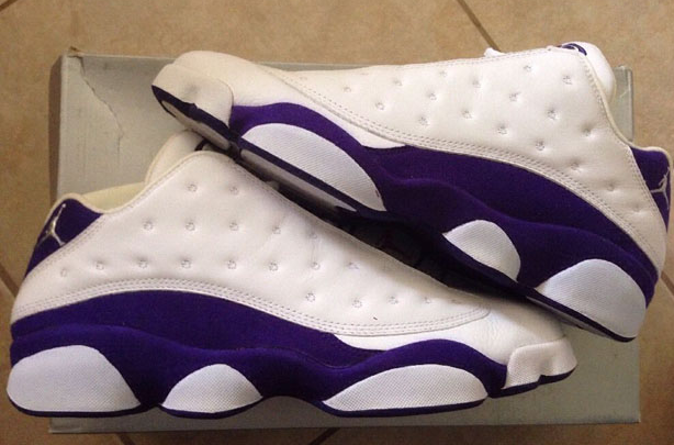 AIR JORDAN 13 LOW KINGS