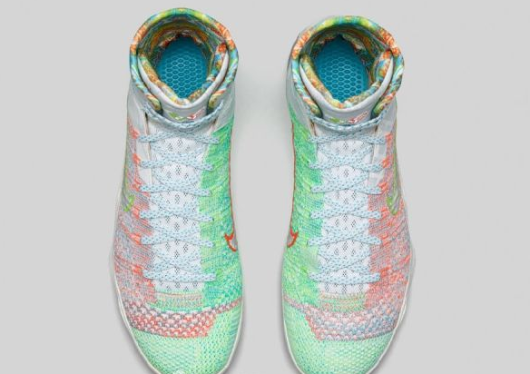 NIKE WHAT THE KOBE IX ELITE